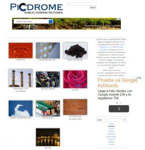 Picdrome.imágenes gratis