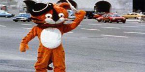 Hodori Mascotas de los JJ.OO Seúl 1988