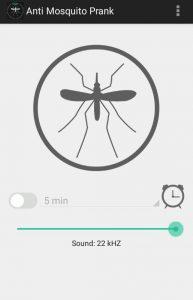 Antimosquitos Apps imprescindibles para tus vacaciones