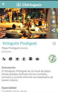 Chiringuía apps imprescindibles para tus vacaciones