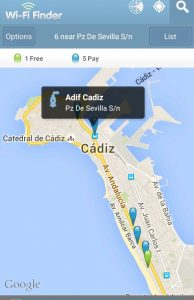 Wififinder Apps imprescindibles para tus vacaciones