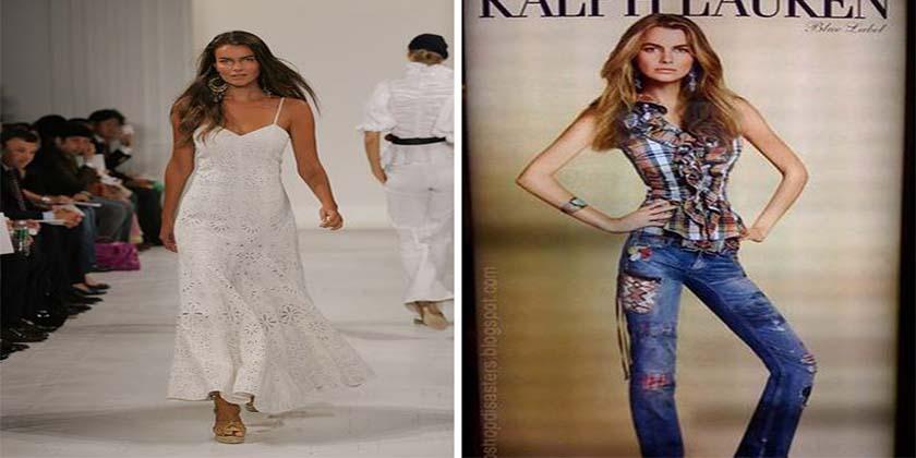 25 delirantes errores de photoshop en publicidad