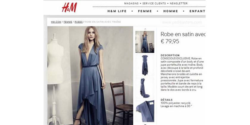 H&M 25 delirantes errores de photoshop en publicidad