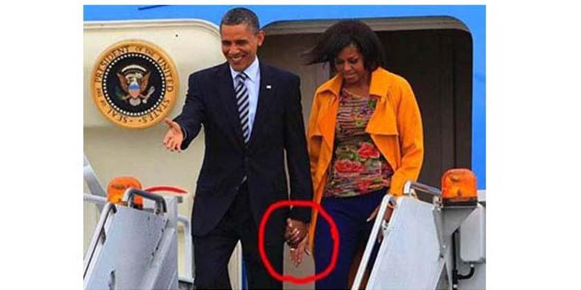 Obama 25 delirantes errores de photoshop en publicidad