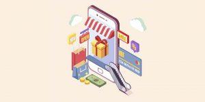 Comercio tradicional y comercio electrónico. Y ¿tú? ¿Tú, de quién eres?