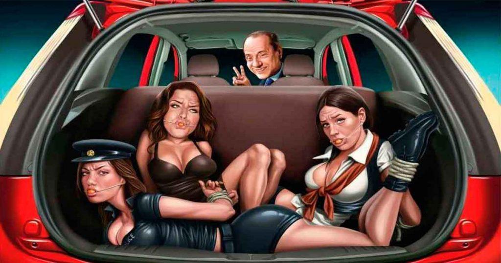 Berlusconi anuncio Ford
