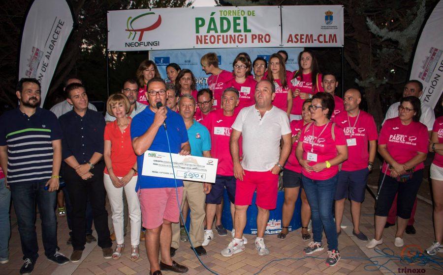 Torneo de Pádel Neofungi Pro ASEM-CLM