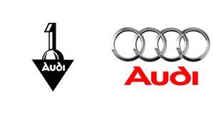 Rediseño de logo Audi