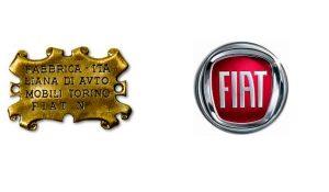 Rediseño del logo de FIAT