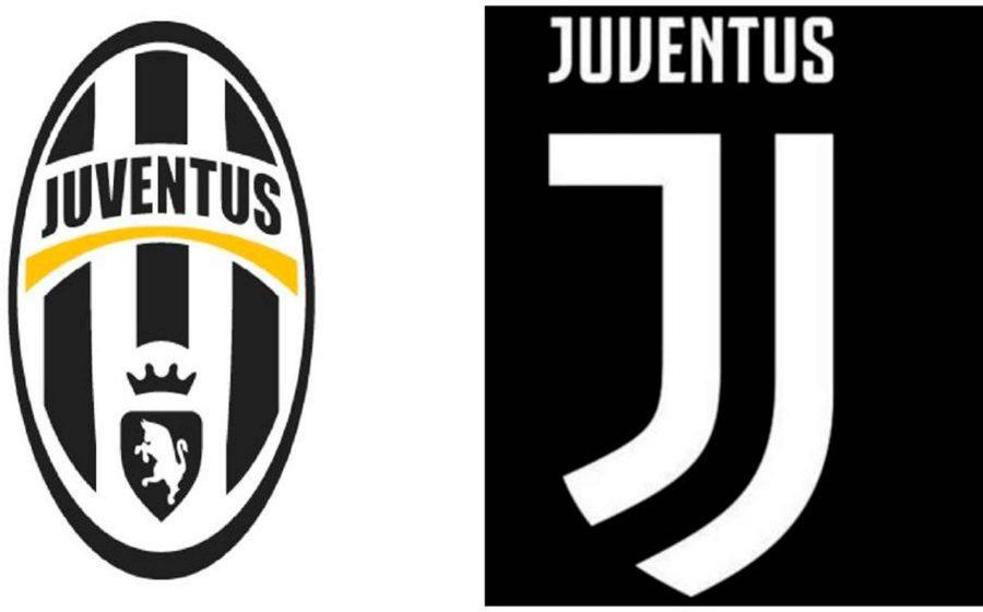 Rediseño de logos Juventus