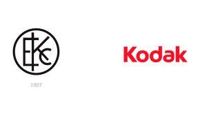 Rediseño de logo Kodak