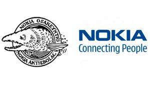 Rediseño del logo de NOKIA