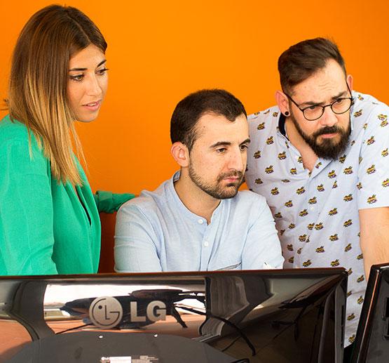 Diseño web moderna para el público actual en Albacete