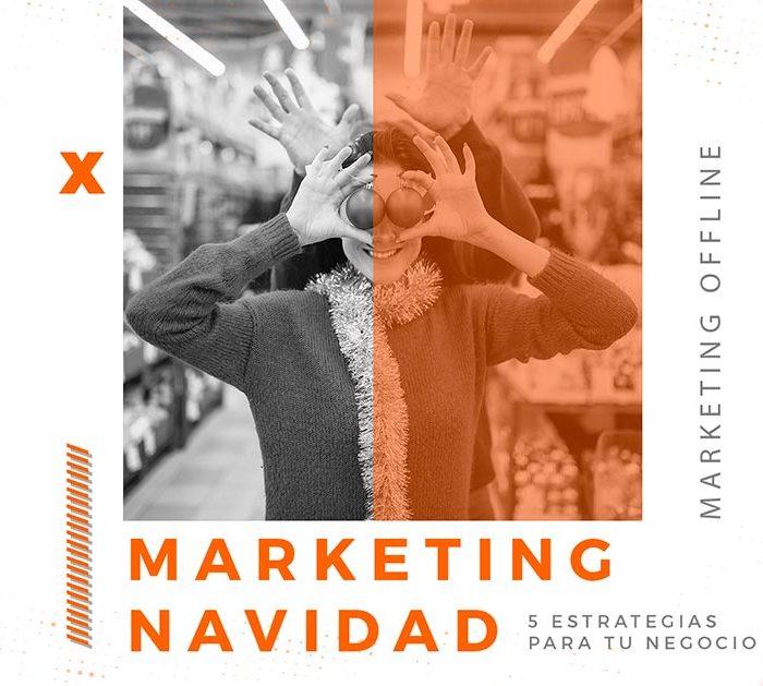 Estrategia marketing offline