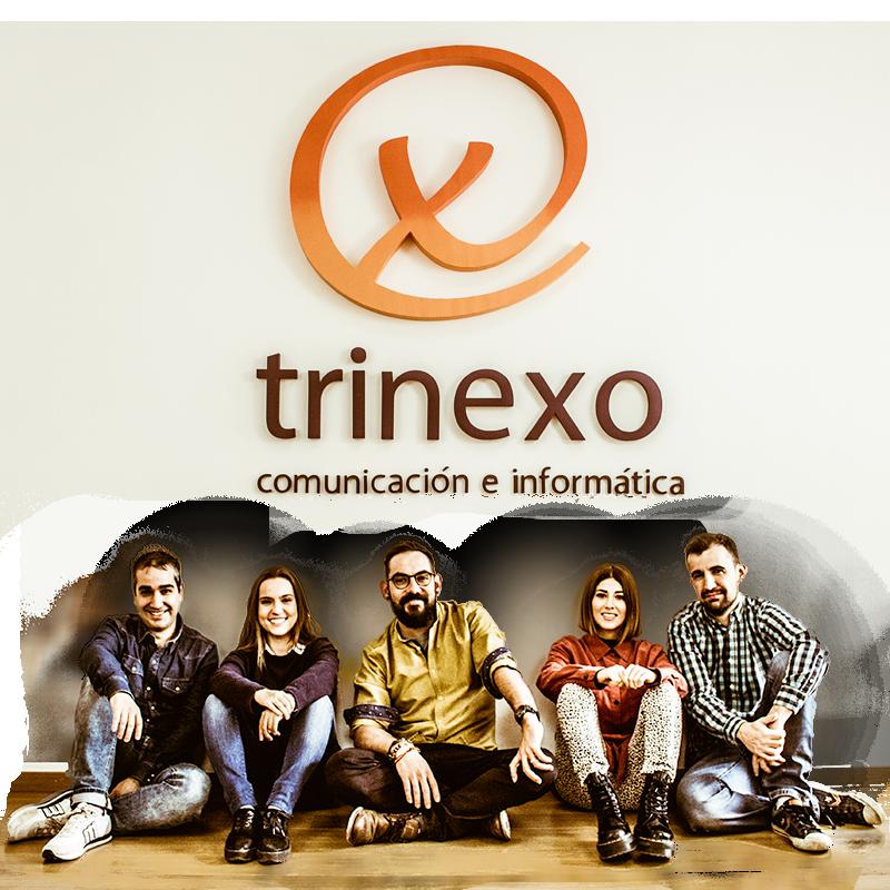 Equipo de Trinexo Agencia Creativa de Albacete
