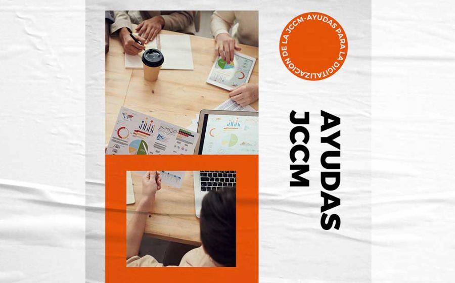 Ayudas de la JCCM para la digitalización web