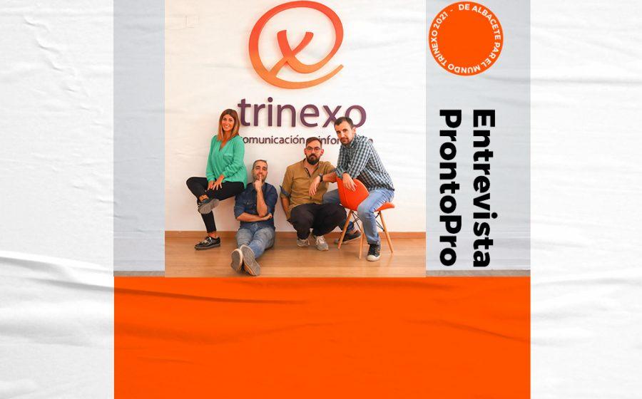 Entrevista a Trinexo en Pronto Pro