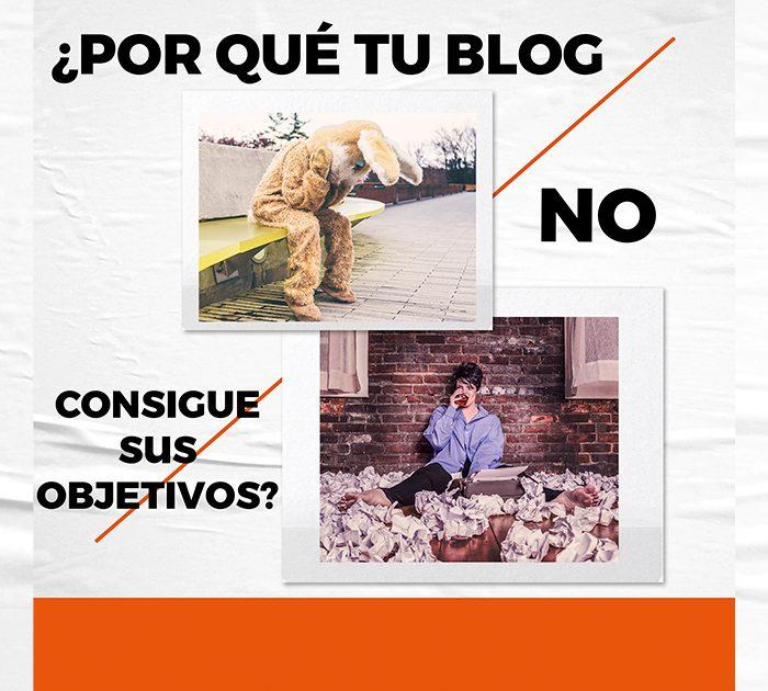 5 motivos por los que tu blog no lo lee nadie